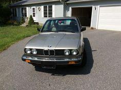 1985 BMW 325E for Sale