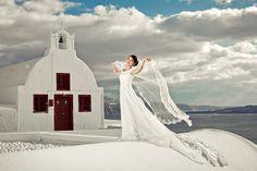 Santorini Pre Wedding Session