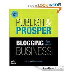 publish & prosper, blogging for your business