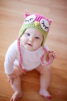 Addie needs this hat, Kristen!!!! :)