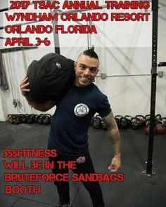 FEATURED POST  @555fitness - TRAIN HARD DO WORK  Come see @555pip in the @bruteforcesandbags booth at the National Strength and Conditioning Association's Tactical Strength and Conditioning annual training. More details can be found on the 555Fitness Facebook page. Snap a picture and hashtag #piparazzi.  5-5-5 Fitness is determined. We are rogues we are vigilant we are motivated and we mean to create total change. -  The goal at 5-5-5 Firefighter Fitness Inc. is to help reduce Line Of Duty…