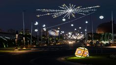 The QuickFix®Collection by MK Illumination comprises LED Christmas decoration like display groups and motifs for outdoor and indoor usage. Lighting Concepts, Fair Grounds, Christmas Decorations, Indoor, Display, Led, World, Travel, Design