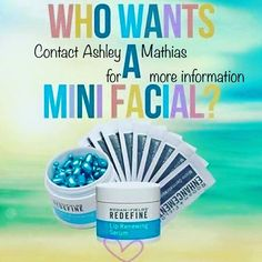 #Mini facial #Monday! Comment or message me your top two #skincare concerns and I will send you a #free mini facial!