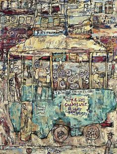 Sotheby's presents works of art by Jean Dubuffet. Browse artwork and art for sale by Jean Dubuffet and discover content, biographical information and recently sold works. Andy Warhol, Sketches Arquitectura, Modern Art, Contemporary Art, Jean Dubuffet, Academic Art, Art Brut, Outsider Art, French Art
