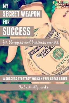 The Art of Residual Success - A #success strategy for #bloggers and #business owners that you can feel really good about. via TheCommonGreat.com