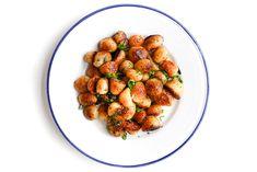Cartofi noi crocanti, cu otet - Mazilique