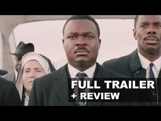 Selma Official Trailer Our lives begin to end the day we become silent about things that matter!