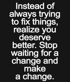 Make A Change u2013 Inspirational Quote