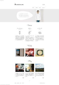 Blog Website Design, Website Layout, Web Layout, Layout Design, Homepage Design, Newsletter Design, Branding, Ui Design Inspiration, Design Ideas