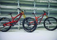 Sweet combination, which one is your style? Dh or trail?