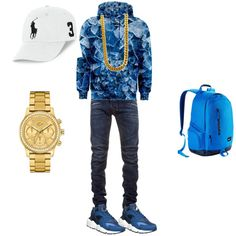 A fashion look from January 2016 featuring NIKE sneakers d6646133d2ce4
