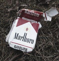Creds: persimmonalibi Smoke, cigarette, cigarette packet