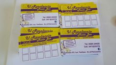 Card Rosolaccio