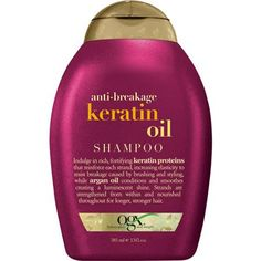 OGX Keratin Oil Shampoo is the best shampoo. I struggled for years to get my hair long and this shampoo saved me. Its cheapest by far from Walmart but it is at target and ulta