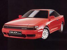 1989 Toyota Celica All-Trac liftback