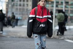 New York Fashion Week FW17: Street Style | Highsnobiety