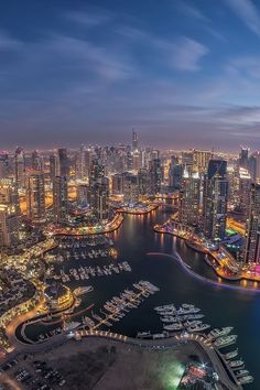 Dubai Marina: