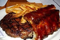 Texas Roadhouse Restaurant Copycat Recipes: Legendary Ribs