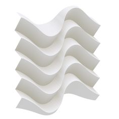 Curved Folds #papercraft #paper #popupbooks