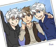 Tags: Anime, Fanart, Pixiv, Fanart From Pixiv, Jack Frost