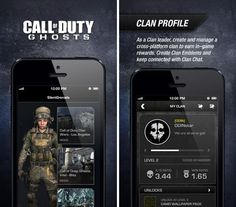 OFFICIAL CALL OF DUTY: GHOSTS COMPANION APP FOR IOS AND ANDROID AVAILABLE TO DOWNLOAD Posted on Nov 7, 2013    It's hard to believe that it'...