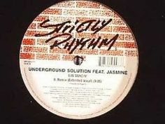 "Label: Strictly Rhythm  Catalog#: SR 12 27  Format: Vinyl, 12"", 33 ⅓ RPM  Country: US  Released: 1991  Genre: Electronic  Style: House, Deep House  Credits: Engineer, Keyboards [Additional] - Radcliffe ""Rock"" Issaacs*  Executive Producer - G. Pizarro  Producer, Arranged By - Roger S.*  Remix - Roger S.* , Sinister Frank J.*  Vocals: Jasmine  Notes: Dedicated to Mr. Tony Humphries"