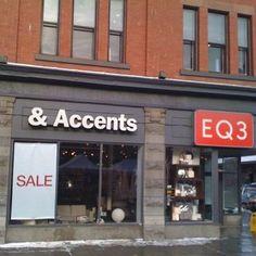 EQ3 Ottawa - Ottawa, ON, Canada Furniture Stores, Ottawa, Broadway Shows, Canada