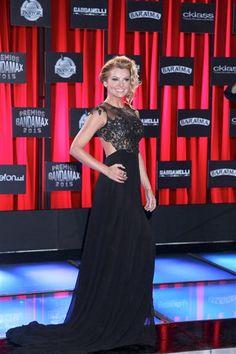 Marjorie de Sousa en la alfombra de los Premios Bandamax, a lo mejor de la música mexicana, en México, el 11 de agosto de 2015.¿Nos sigues en Facebook?