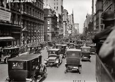 Fifth Avenue 1913