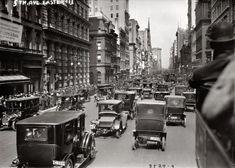 5th Avenue, New York City, 1913
