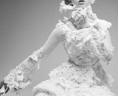Forever Young  Interview, May 2010  Photographer: Mikael Jansson  Model: Nicola Peltz  Christian Dior, Spring 2010 Couture