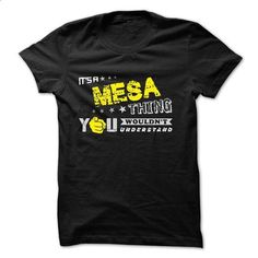 If your name is MESA then this is just for you - #lace tee #pink sweater. SIMILAR ITEMS => https://www.sunfrog.com/Names/If-your-name-is-MESA-then-this-is-just-for-you-29698453-Guys.html?68278