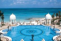 Riu Palace Las Americas All Inclusive, Cancun, Mexico  Think we are going here soon!