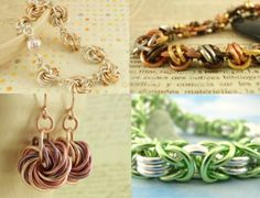 'Adventures in Chain Maille' | Crapatcrafts.com |