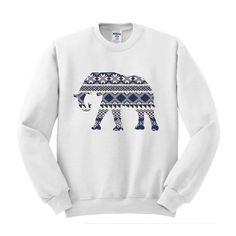 Patch - Fleece Crew neck Sweatshirt