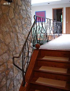 25 Best Stair Railing Images In 2012 Banisters
