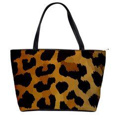 293984616c79 Leopard Print Classic Shoulder Handbag