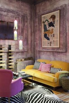 Feminine eclecticism by Encarna Romero in Casa Decor 2011 – Lush & Luxe