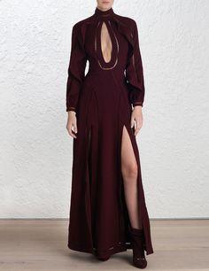 Zimmermann Rhythm Moulded Dress ($2,795)