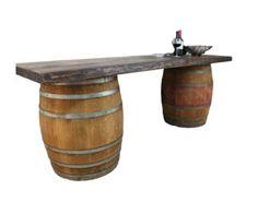 Beer barrel bar