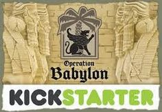 We get an exclusive from Paolo Parente about the DUST Operation: Babylon kickstarter and its problems with being delivered to the backers.