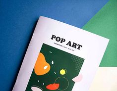 """Check out new work on my @Behance portfolio: """"Editorial Design - Pop Art exhibition"""" http://be.net/gallery/45767543/Editorial-Design-Pop-Art-exhibition"""