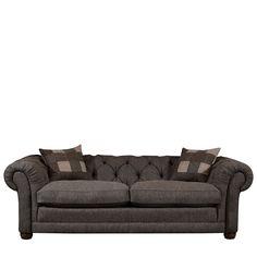 The Harris Tweed Castlebay Midi Sofa - Tetrad Sofa – British Made