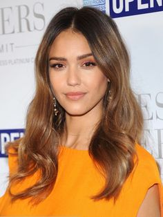 We Definitely Recommend Trying Jessica Alba's Favorite Nude Nail Polish via @ByrdieBeauty
