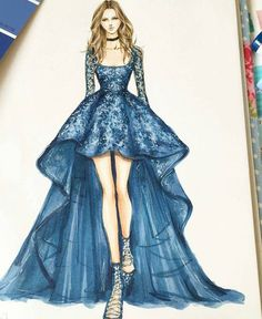 ideas for fashion ilustration sketches design haute couture Dress Design Drawing, Dress Design Sketches, Fashion Design Sketchbook, Dress Drawing, Fashion Design Drawings, Wedding Dress Sketches, Dress Illustration, Fashion Illustration Dresses, Illustration Sketches