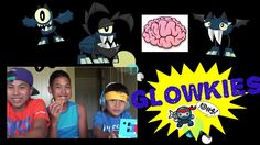 Lego Mixels 4th Series Glowkies Glow in the Dark and Pizza Slapping!!!