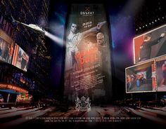 """Check out new work on my @Behance portfolio: """"NYC CINEMATIC POSTER CONCEPT"""" http://be.net/gallery/37712403/NYC-CINEMATIC-POSTER-CONCEPT"""