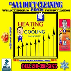 Clean Dryer Vent, Vent Cleaning, Heating And Cooling, San Antonio
