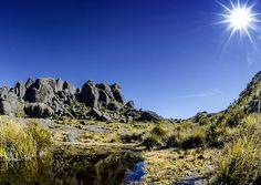 Maciço das Prateleiras. Parque Nacional de Itatiaia, RJ
