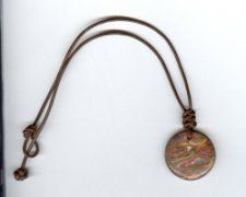 Chinese Knotting - Quick and Easy Satin Cord (Rattail) Necklace Tutorial